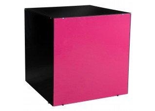 Aparador Cubo Vidro Colorido