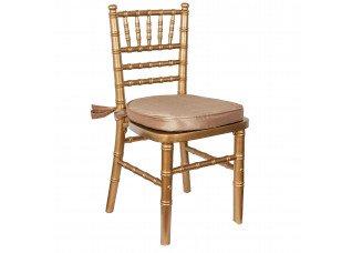 Cadeira Itália Mini Dourada