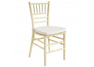 Cadeira Itália Mini Acrílico Amarelo
