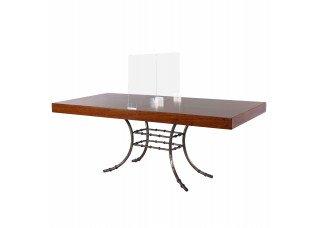 Acrílico de proteção para mesas